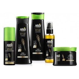 Set Natural Formula Keratin Intense
