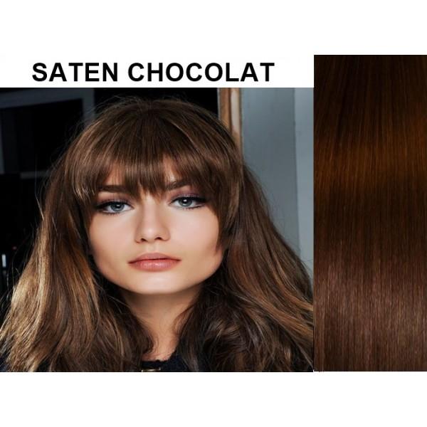 Bretoane cu Calota Saten Chocolat