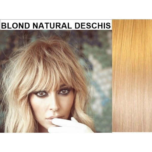 Bretoane cu Calota Blond Natural Deschis