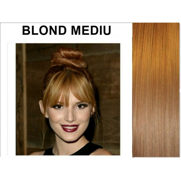 Bretoane cu Calota Blond Mediu