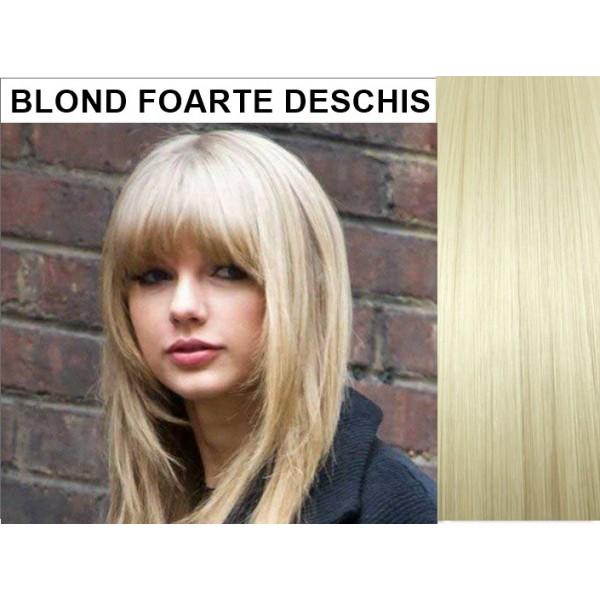 Bretoane cu Calota Blond Foarte Deschis
