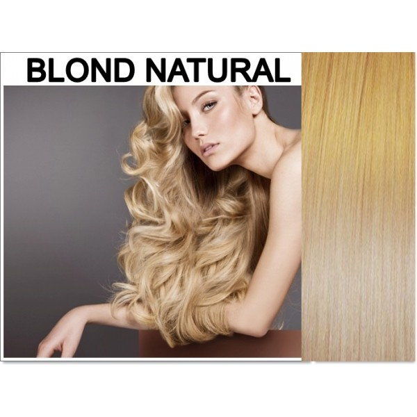 Extensii Nanoring Blond Natural