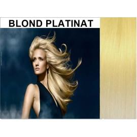 Mese Clip-On Blond Platinat