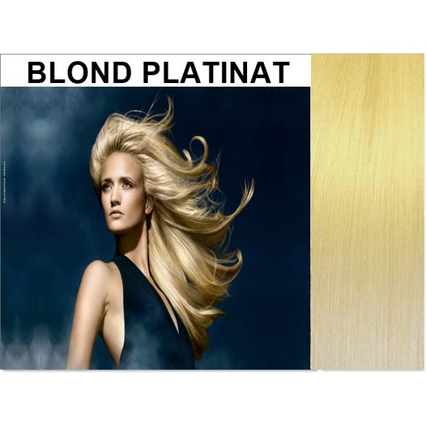 Extensii Clip-On Xtreme Blond Platinat