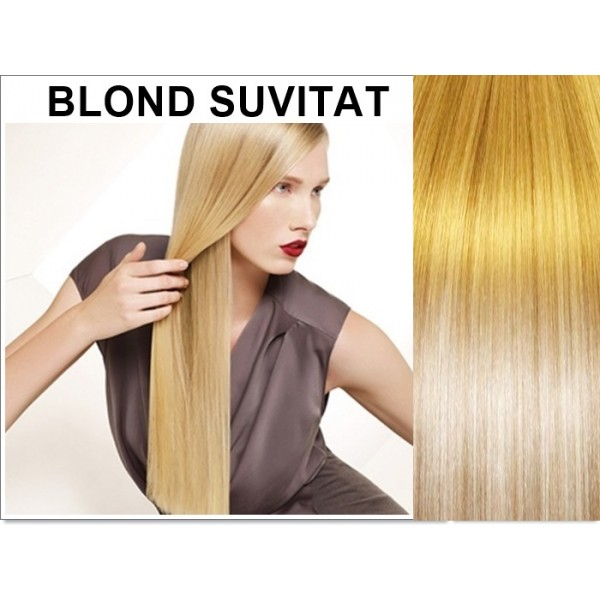 Set Easy Clip-On DeLuxe Blond Suvitat