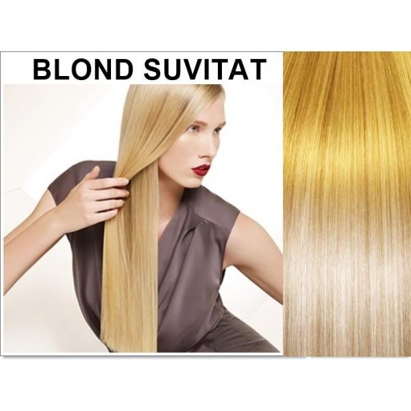 Extensii Nanoring Blond Suvitat