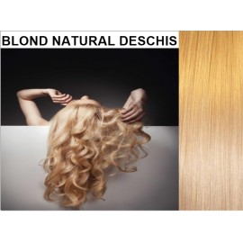Extensii Nanoring Blond Natural Deschis