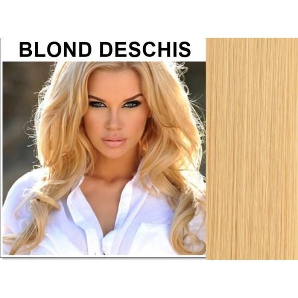 Extensii Clip-On Diamond Blond Deschis