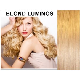 Extensii Nanoring Blond Luminos