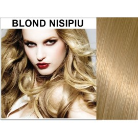 Extensii Clip-On Diamond Blond Nisipiu