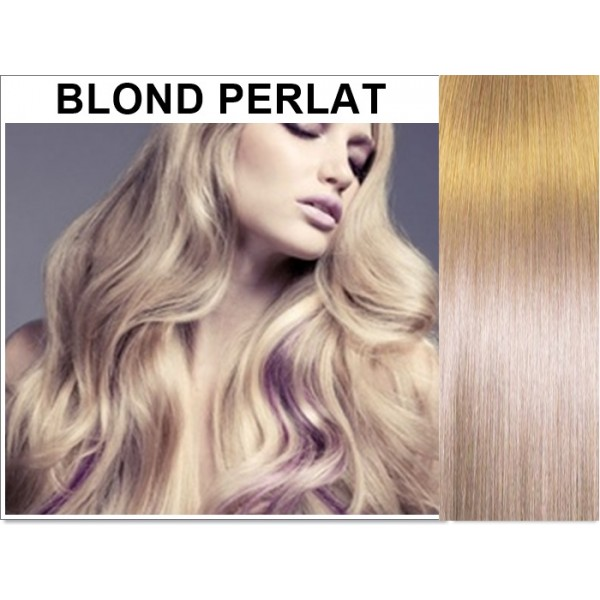 Extensii Clip-On Xtreme Blond Perlat