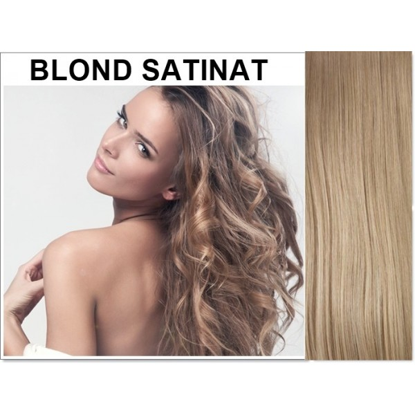 Extensii Clip-On Xtreme Blond Satinat