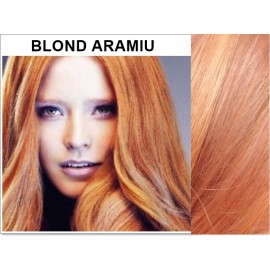 Extensii Clip-On Diamond Blond Aramiu