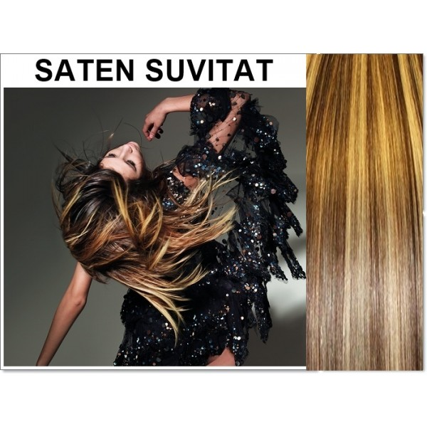 Front Lace Saten Suvitat