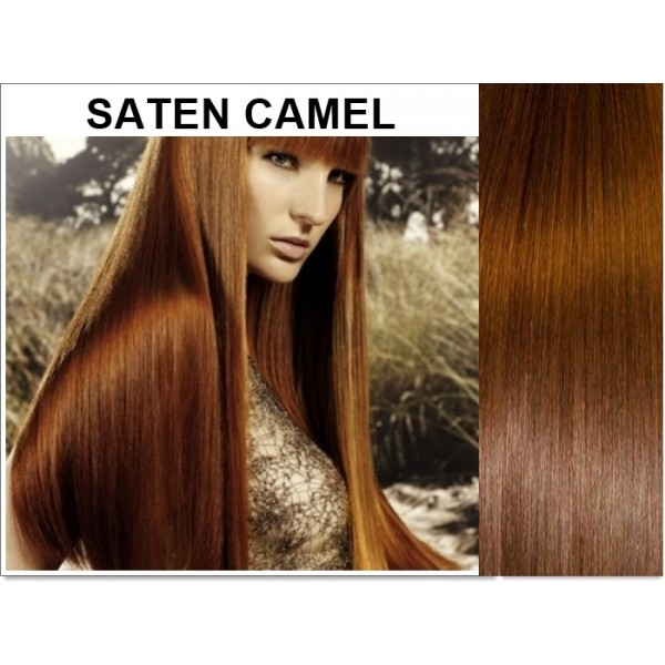 Extensii Clip-On Xtreme Saten Camel