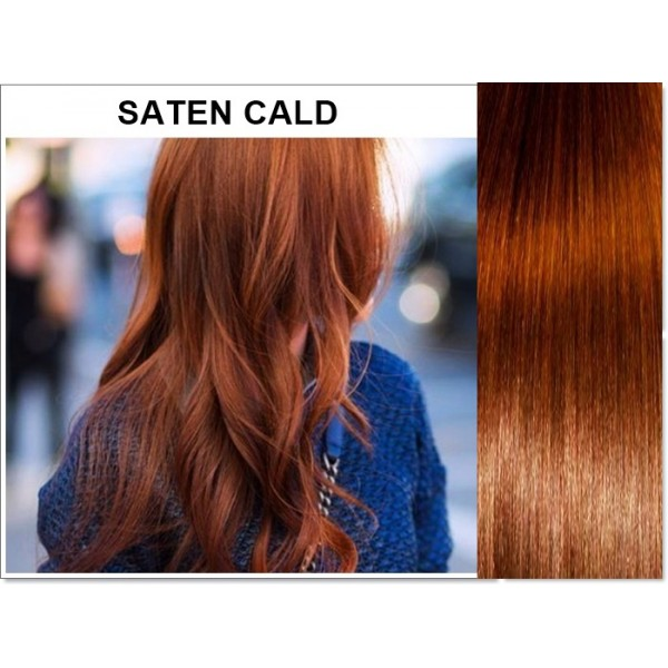 Extensii Clip-On Xtreme Saten Cald