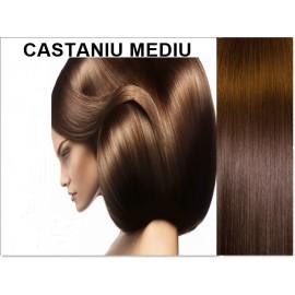 Mese Clip-On Castaniu Mediu