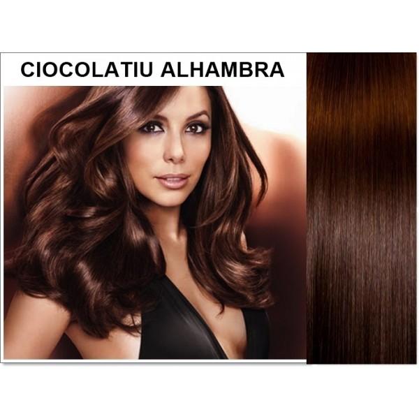 Set Easy Clip-On DeLuxe Ciocolatiu Alhambra