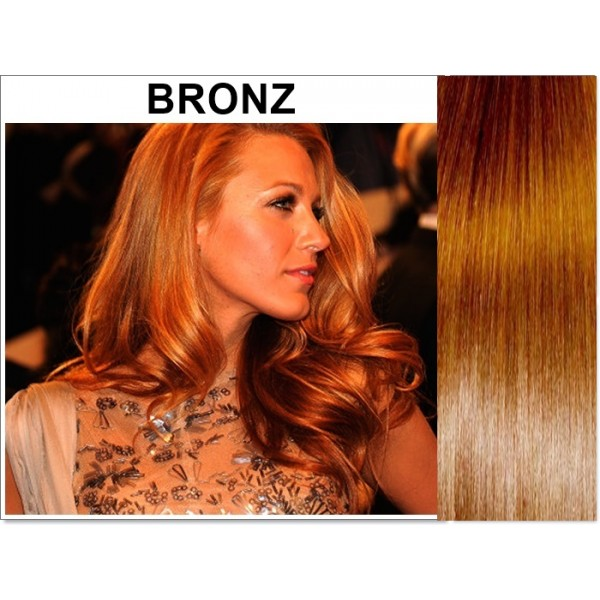 Extensii Clip-On Xtreme Bronz