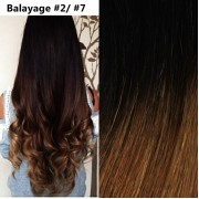 Extensii Clip-On Diamond Balayage #2 / #7