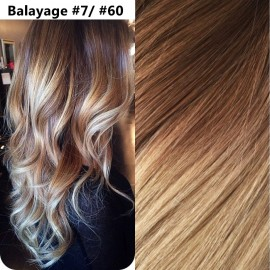 Easy Clip-On Balayage #7 / #60