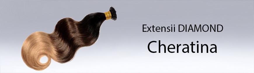 Extensii Cheratina