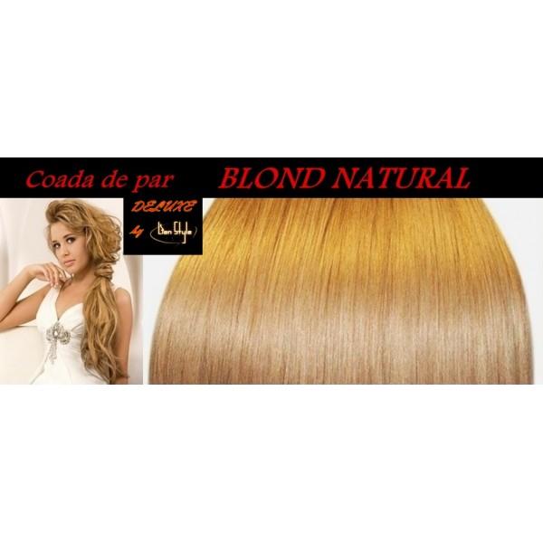 Cozi de Par DeLuxe Blond Natural
