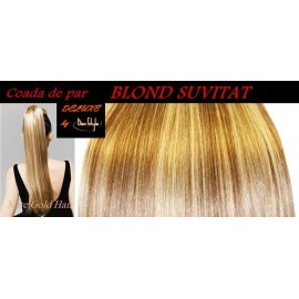 Cozi de Par DeLuxe Blond Suvitat