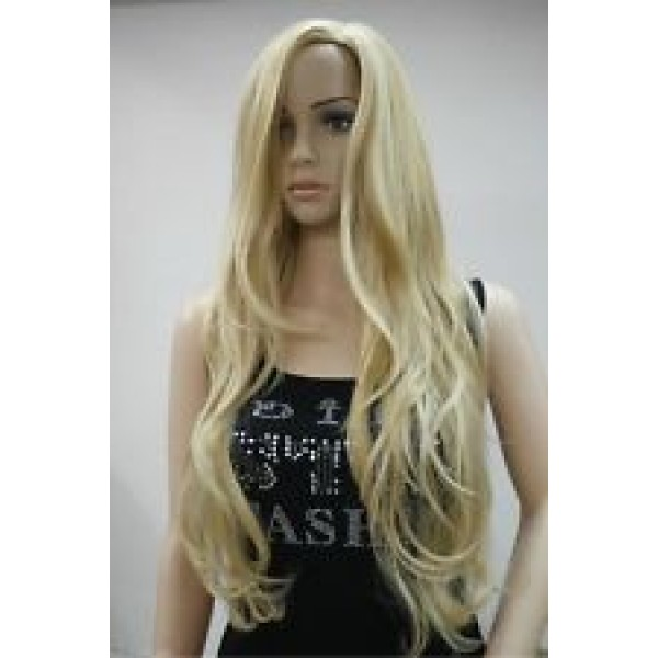 Peruca din Par Natural Adorrable Blonde