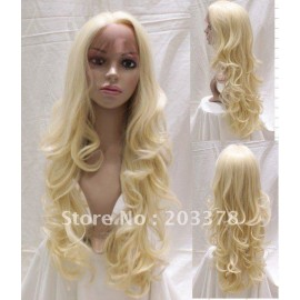 Peruca din Par Natural Diamond Blonde