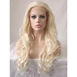 Peruca din Par Natural Long Light Blonde