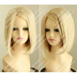 Peruca Bobo Blond Luminos