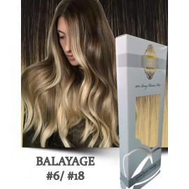 White Platinum Balayage 6 cu 18