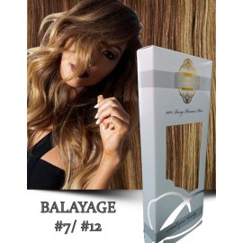 White Platinum Balayage 7 cu 12