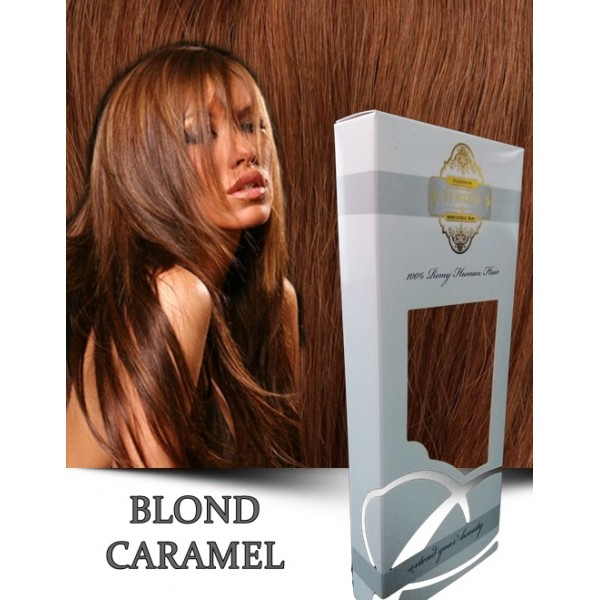 White Platinum Blond Caramel