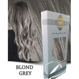 White Platinum Blond Grey