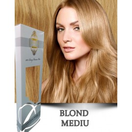 White Platinum Blond Mediu