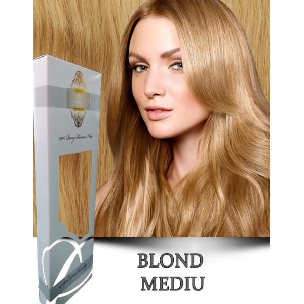 White Platinum Blond Mediu