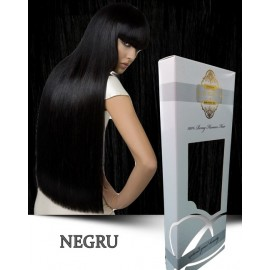 White Platinum Negru
