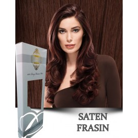 White Platinum Saten Frasin