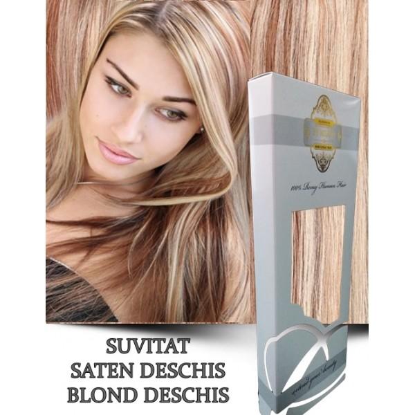 White Platinum Suvitat Saten Deschis Blond Deschis